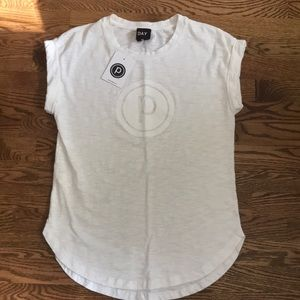 Pure barre super soft tee, new with tags!
